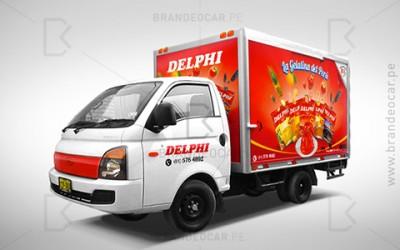 be764f2b6 Rotulación en camión Archivos - Brandeocar - Publicidad en vehiculos ...