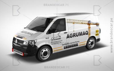 de1064928 Agrumaq-publicidad para van-viniles para vehiculo-ploteo lima  peru-instalacion de