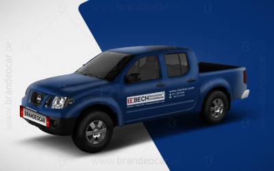 #Rotulación-#camioneta-#Ploteo-#Design-BECH_INMOBILIARIAS-0