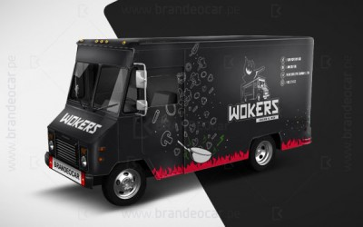 brandeocar_rotulacion foodtruck_ploteo bimbo_ food truck lima_foodtruck wokers_0