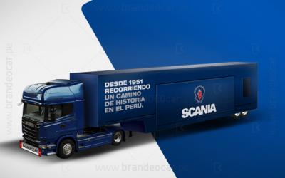 Scania-brandeocar-ploteo-de-remolque-vinyl-para-remolque-publicidad-remolque-container