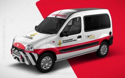 brandeocar_ploteo minivan_publicidad en minivan_Consorcio de Transito Ciudadano_0